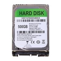 HDD SATA USB Adapter Kabel 80/120/160/250/320/500GB für Laptop Hard stick Disk