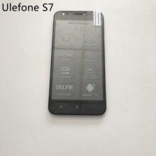 Ulefone S7 Verwendet LCD Display Screen + Touch Screen + Rahmen Für MTK6580 Quad Core 5,0 zoll HD 1280x720 Smartphone
