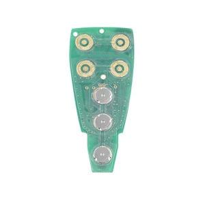 Image 5 - Yetaha 3 לחצנים מרחוק חכם מפתח עבור דודג RAM 1500 2500 3500 2013 2018 GQ4 53T 433MHz עם שבב/סוללה Remtekey