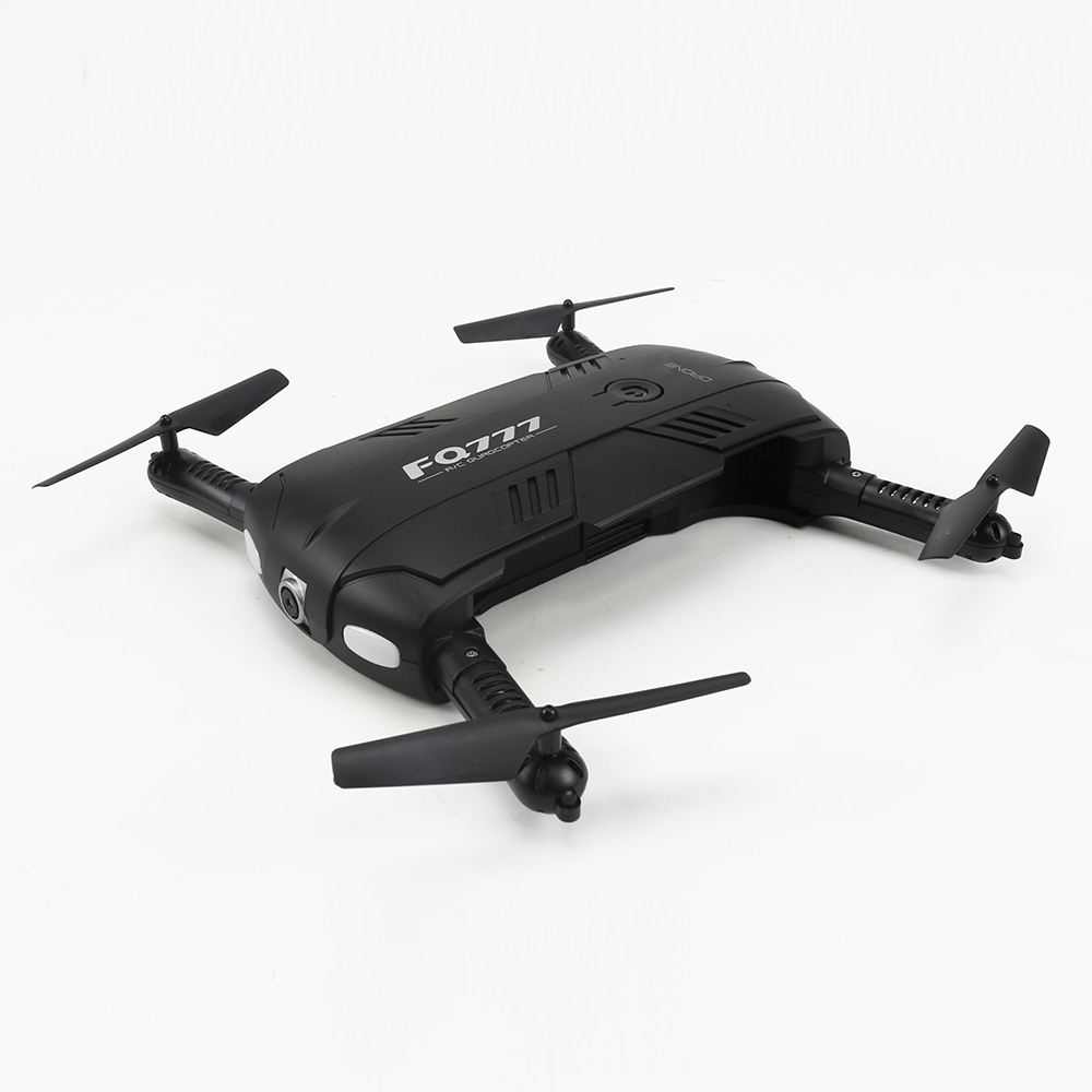 Fq05 WiFi Unmanned Aerial Vehicle Mini Folding Set High Quadcopter Telecontrolled Toy Aircraft