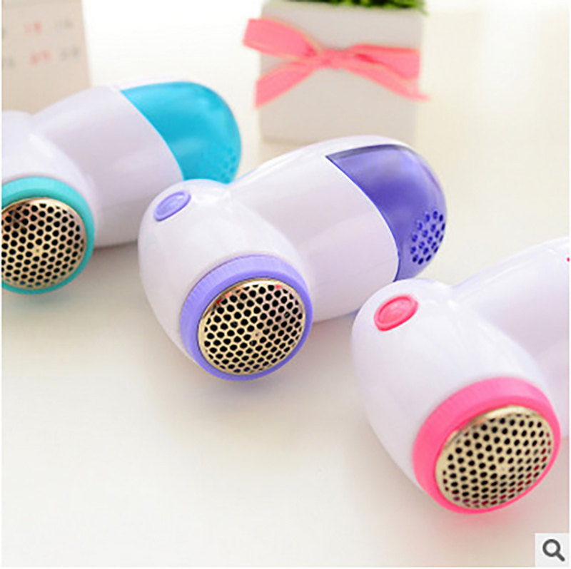 Lint Removers Electric Clothing Pills Portable Clothes Fluff Pellets Cut Machine Fabric Sweater Fuzz Pills Shaver Remove Machine