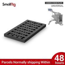 Многофункциональная Монтажная пластина SmallRig для стабилизатора камеры Dslr с резьбовыми отверстиями 1/4 3/8-1092