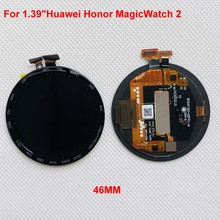 """オリジナルのテストのための 1.39 """"Huawei 社腕時計 Gt 2 LTN B19 DAN B19 液晶表示画面 + タッチパネルデジタイザ Huawei 社腕時計 Gt 2 46 ミリメートル"""