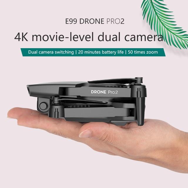 Drone 4K HD dual Kamera ku  wifi FPV 1080px 5