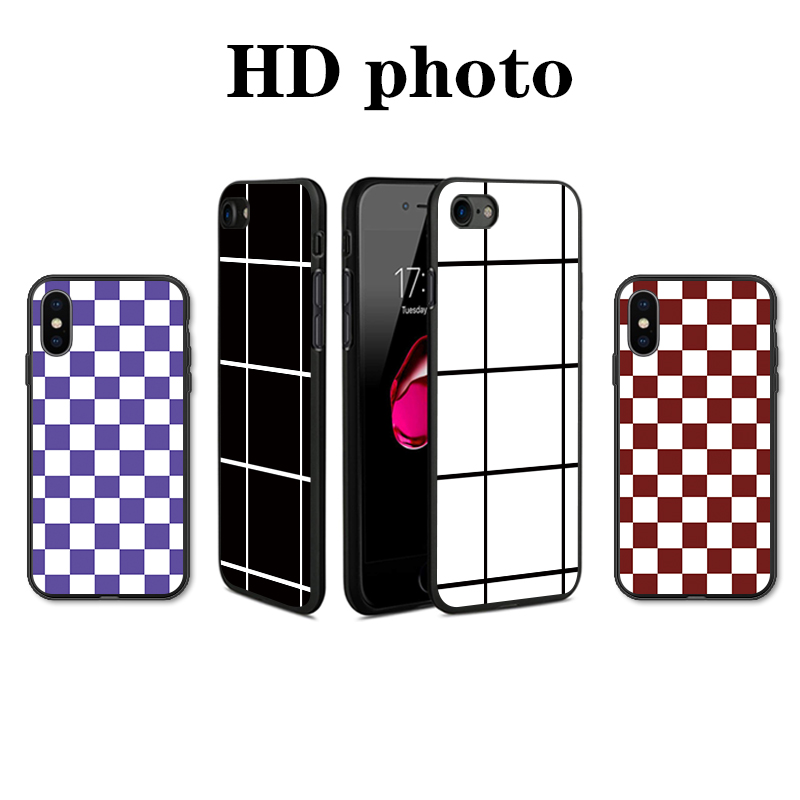Plaid Pokrowiec Phone Cover Made Of High Quality Silicone Material For A Non Slip Grip 1