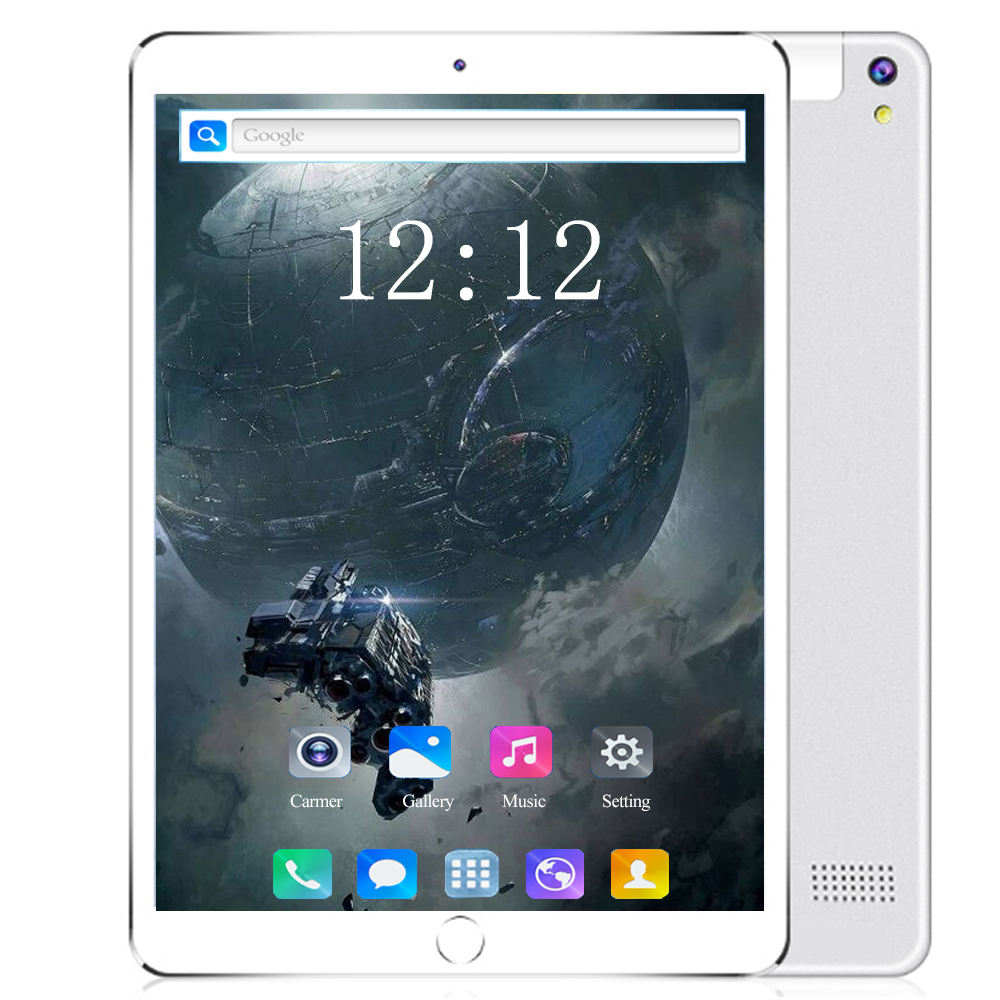 10 Inch Tablet Pc Deca 10 Core RAM 6GB ROM 128GB IPS 4G Lte Phone Call Tab Wifi GPS Bluetooth Android 8.0 Tablets 10.1 1920X1200