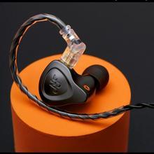 NF Audio NA2 PLUS Dual Cavity Dynamic Driver 3.5mm HIFI In ear Earphone IEM 2Pin 0.78mm Detachable Cable Headset NA2+