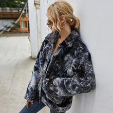Зимнее шерстяное удобное пальто в европейском и американском