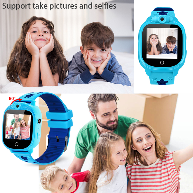 Детские умные часы Prograce