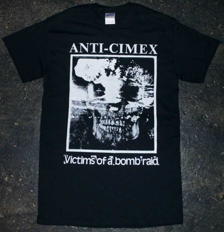 Anti-Cimex-T-Shirt «victimes d'un attentat à la bombe»