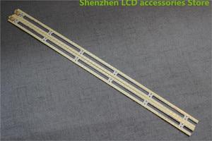 Image 3 - 2Pieces/lot  UA40D5000PR LTJ400HM03 H LED strip BN64 01639A 2011SVS40 FHD 5K6K Right LEFT 2011SVS40 56K H1 1CH PV 440mm 62LED