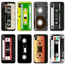 Retro Kant Oud 3310 Tape Cassette Cover Case Voor Samsung Galaxy S10 Lite S9 S8 S7 S6 Rand Plus S5 s4 Note 9 8 5 4 3 Mini Case(China)
