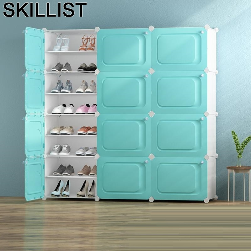 Zapatera De Zapato Armario Mueble Organizador font b Closet b font Range Meuble Chaussure Furniture Scarpiera