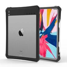 Redpepper IP68K Waterproof case  For Apple iPad Pro 11 2018 Underwater 3m Water Proof Shockproof Hard Case For Apple iPad Pro 11 скотч 3m 2 ipad fix 9448ab