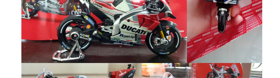 Moto GP Racing Motorcycle Toy Model Collection 11