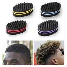 Comb Salon Hair-Styling-Perm-Tool Curly Straight for Comfortable Holding-Head Massage