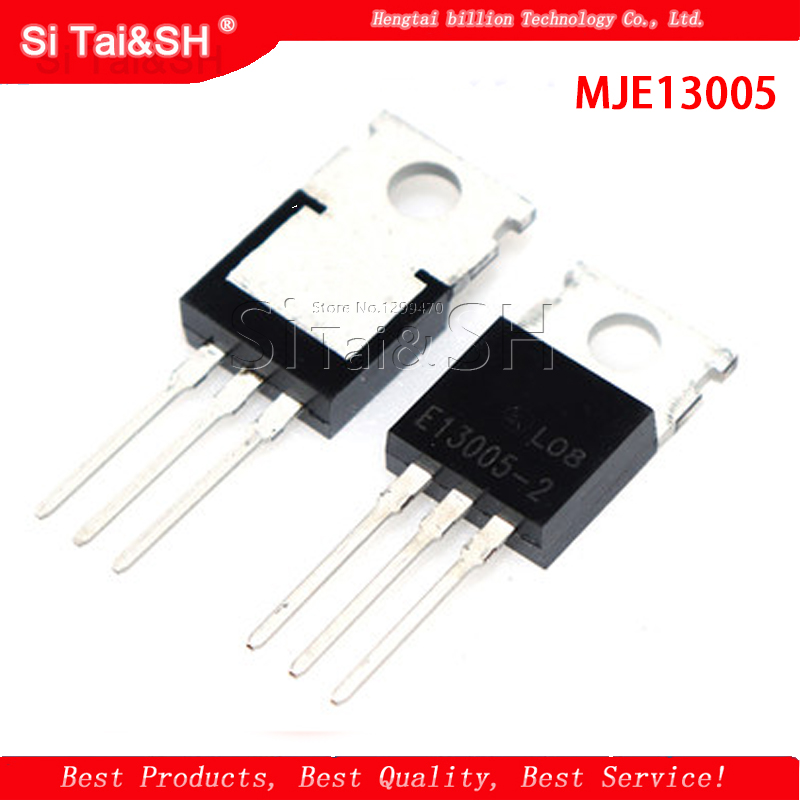 10pcs/lot <font><b>E13005</b></font>-2 TO220 <font><b>E13005</b></font> MJE13005-2 MJE13005 MJE13005A POWER TRANSISTORS image