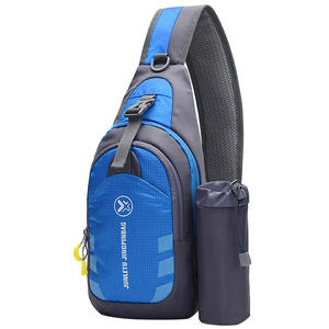 Backpack Sling Sports-Bag Water-Resistant Gym Chest-Crossbody-Bag Travel Men Women