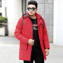 plus size 10XL 9XL Men Winter New Hooded Jacket Casual Long Parkas Outdoor Men Fashion Warm Thick Pockets Coat Parkas Men(China)