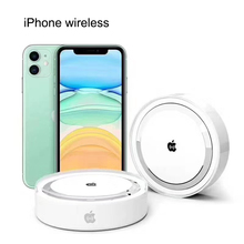 10W Qi fast Wireless Charger for iPhone 11 Pro XS Max XR 8X8 Plus for Samsung Galaxy S10 S9+ Note 9 xiaomi USB Qi Charging Pad 10w fast wireless charger for samsung galaxy s10 s9 s9 s8 note 10 usb qi charging pad for iphone x xs 8 xiaomi