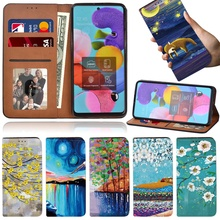 Case for Samsung Galaxy A10/A10E/A20E/A21S/A30S/A50/A50S/A40/A51/A70/A70S/A71 Leather Stand Wallet Card Slot Phone Cover Case