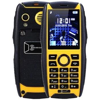 Kenxinda PROOFINGS W3 2.2 Inch IP68 Waterproof Shockproof Dustproof With Camera 32MB+32MB Bluetooth FM Quad Band Rugged Phone