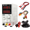 LW 3010D DC источник питания регулируемый цифровой литиевый аккумулятор Зарядка 30 в 10A переключатель лабораторный источник питания регулятор н...