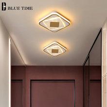 Современный светодиодный потолочный светильник для коридора