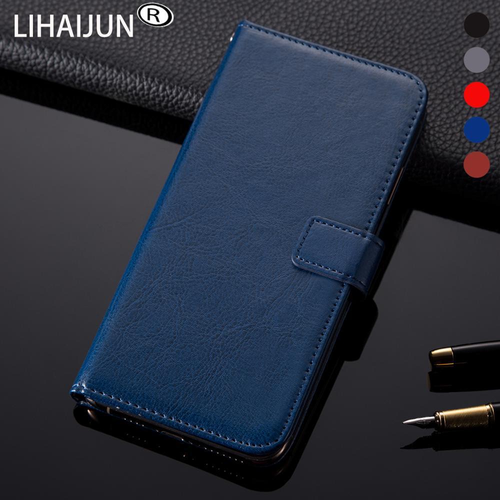 Luxury Flip Leather Wallet Case cover For BQ 6042L Magic E nubia z20 case for TP-Link Neffos A5 C7 Lite C7s C9s X20 Pro case(China)