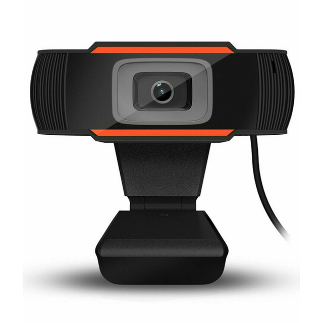 1080P Rotatable HD Webcam Mini USB 2.0 Web Camera Video Recording High Definition With Mic Support MSN Skype Computer Peripheral