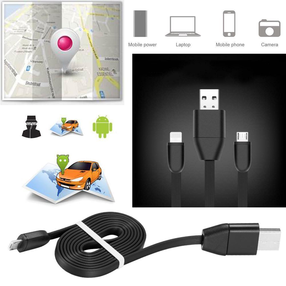 GSM SIM USB Cable Spy-Hidden Wireless Locator Audio Sound Voice Listening Bug