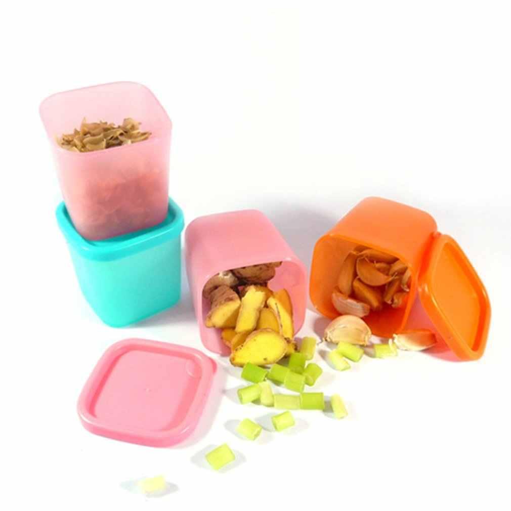 230 Ml Mini Voedsel Opbergdoos Vers Houden Case Koelkast Magnetron Gebruik Opbergdoos Container Keuken Vruchten Snack Organizer