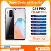 Oukitel Good Smartphone 6.5-inch C18 Pro  Full Screen Android Cellphone 4+64G 4000mAh 9.0 Rear Cameras Mobile Phone