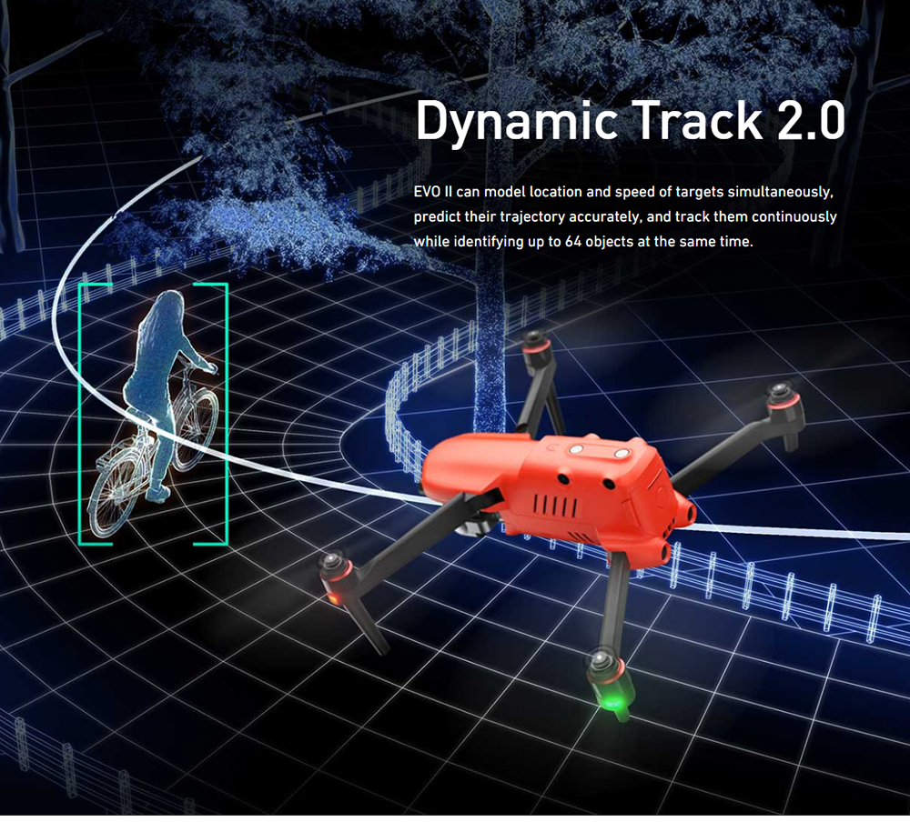 Hd0a6affc6e5e40beb79a4ade603d5d795 - Autel Robotics EVO 2 II Pro 8K/6K Original RC Drone 4K Ultra HD Camera 60fps 9KM 35 Min Flight Professional Aerial Photography