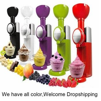 Big Boss Swirlio Automatic Frozen Fruit Dessert Machine Ice Cream Maker Milkshake - discount item  20% OFF Kitchen Appliances
