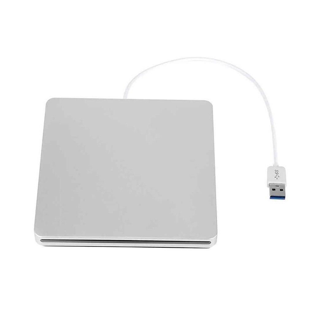 External USB 3.0 Slot DVD Burner External Mobile Disc Player Laptop Computer Optical Drive 4