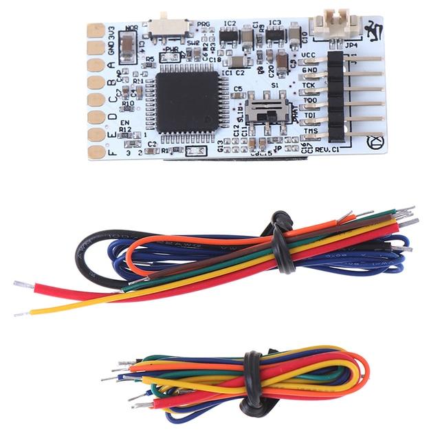 Wysokiej jakości Coolrunner Rev C dla Jasper Trinity Corona Phat i Slim Cable IC części instrumentów