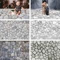 Avezano каменный пол фотография фон серый камень текстура Рождество Дети Портрет фотостудия фотосессия