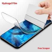 7D Hydrogel Film for Google pixel 4 XL 3A 3AXL 2 2xl 3 3XL Screen Protector Guard Self-healing Nano Film