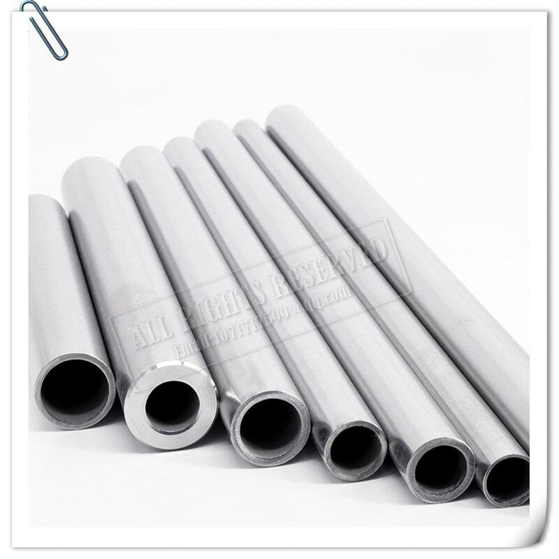 Tubo de acero inoxidable, 6mm de diámetro exterior, ID 2mm, 3mm, 4mm, 5mm, acero inoxidable 304, producto personalizado