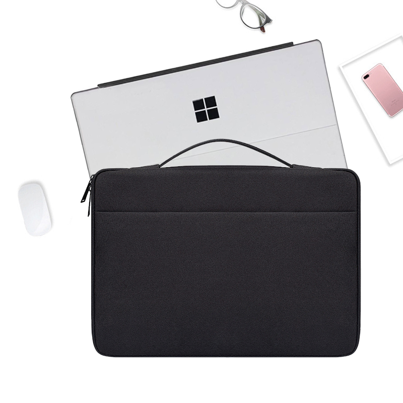 Laptop Bag for Microsoft Surface Laptop <font><b>2</b></font> 3 Pro 4 <font><b>5</b></font> 6 7 <font><b>12</b></font> Inch Women Men Notebook Bag for Surface Book 13.<font><b>5</b></font> 15 Inch Case Cover image