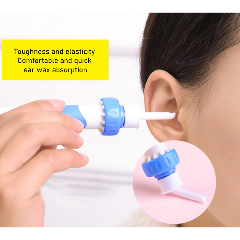 Aspirateur pour le nettoyage des oreilles