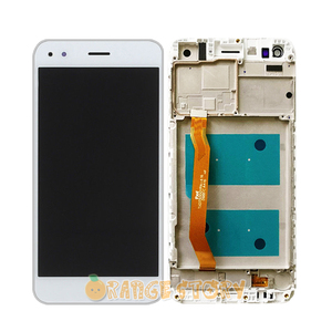 Image 5 - LCD Display For  Huawei Y6 Pro 2017 SLA L02 SLA L22 Screen P9 Lite mini LCD Display Touch Screen Assembly Frame Replacement