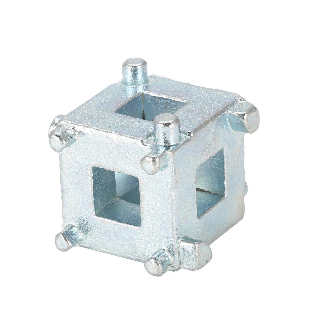 Car Square Disc Brake Cylinder Piston Adjustment Tools Spreader Rear Brake Piston Caliper Wind Back Cube Removal