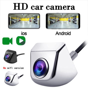 Car Camera Wifi HD Rear View BackUp Reverse Front/Rear Cameras Professional Ios and Android Support