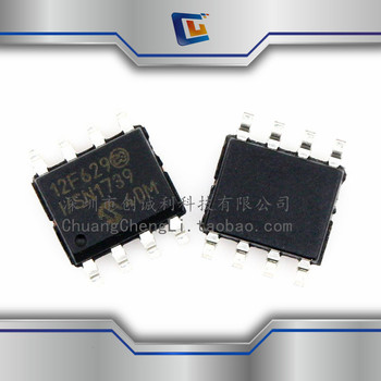 1pcs/lot New Original PIC12F629-ISN 8-Pin 8-Bit Semiconductor Microcontroller Based on Flash Memory image