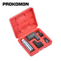 5 unidades 22mm Sensor Lambda de oxígeno eliminar el zócalo Kit de roscas