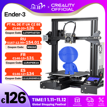 Creality 3D Printer Ender 3/Ender 3X Opgewaardeerd Optioneel, V Slot Hervatten Stroomuitval Afdrukken Maskers Kit Broeinest