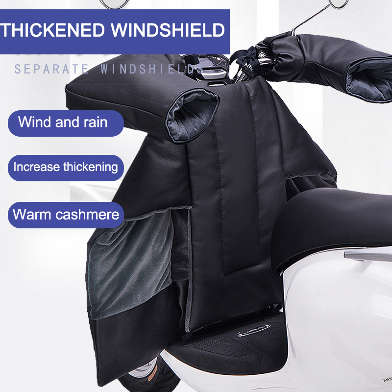 Winter Leg Cover For Scooters Rain Wind Cold Protector Knee Motorcycle Blanket Knee Warmer Leg Cover Waterproof Winter Quilt