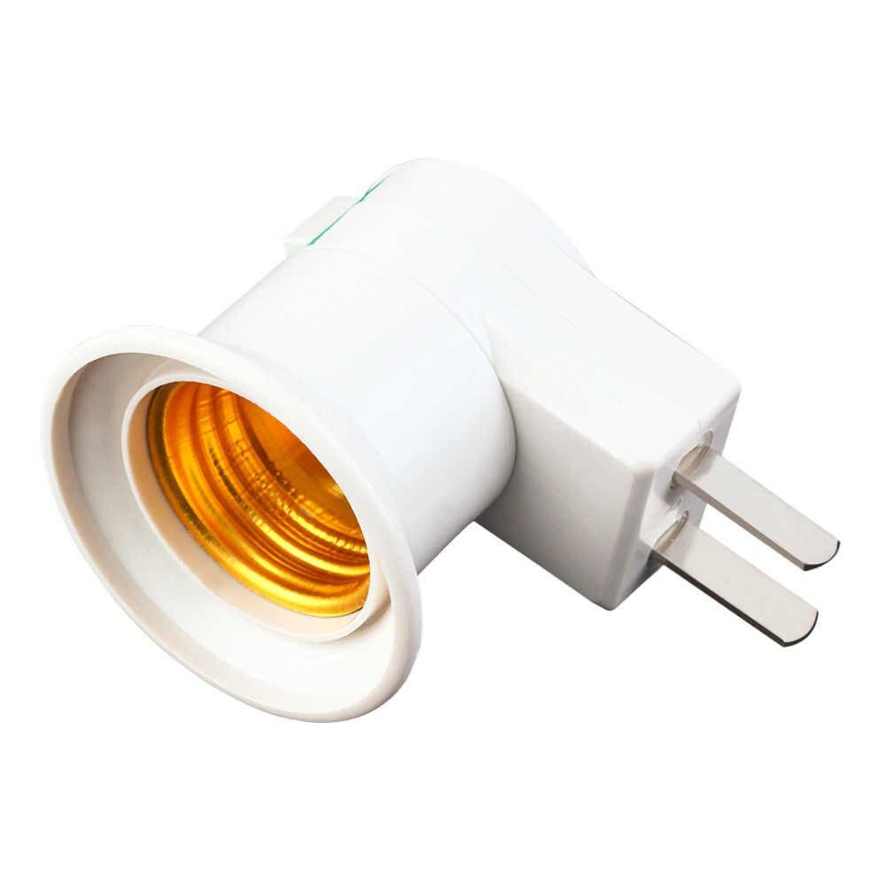 ICOCO E27 profesional Super lámpara de luz de pared enchufe E27 Base de lámpara US/UE enchufe de la lámpara con la energía interruptor de encendido/apagado